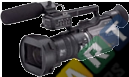 Rent camcorder SONY DSR-PD170P